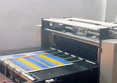 blister card coating