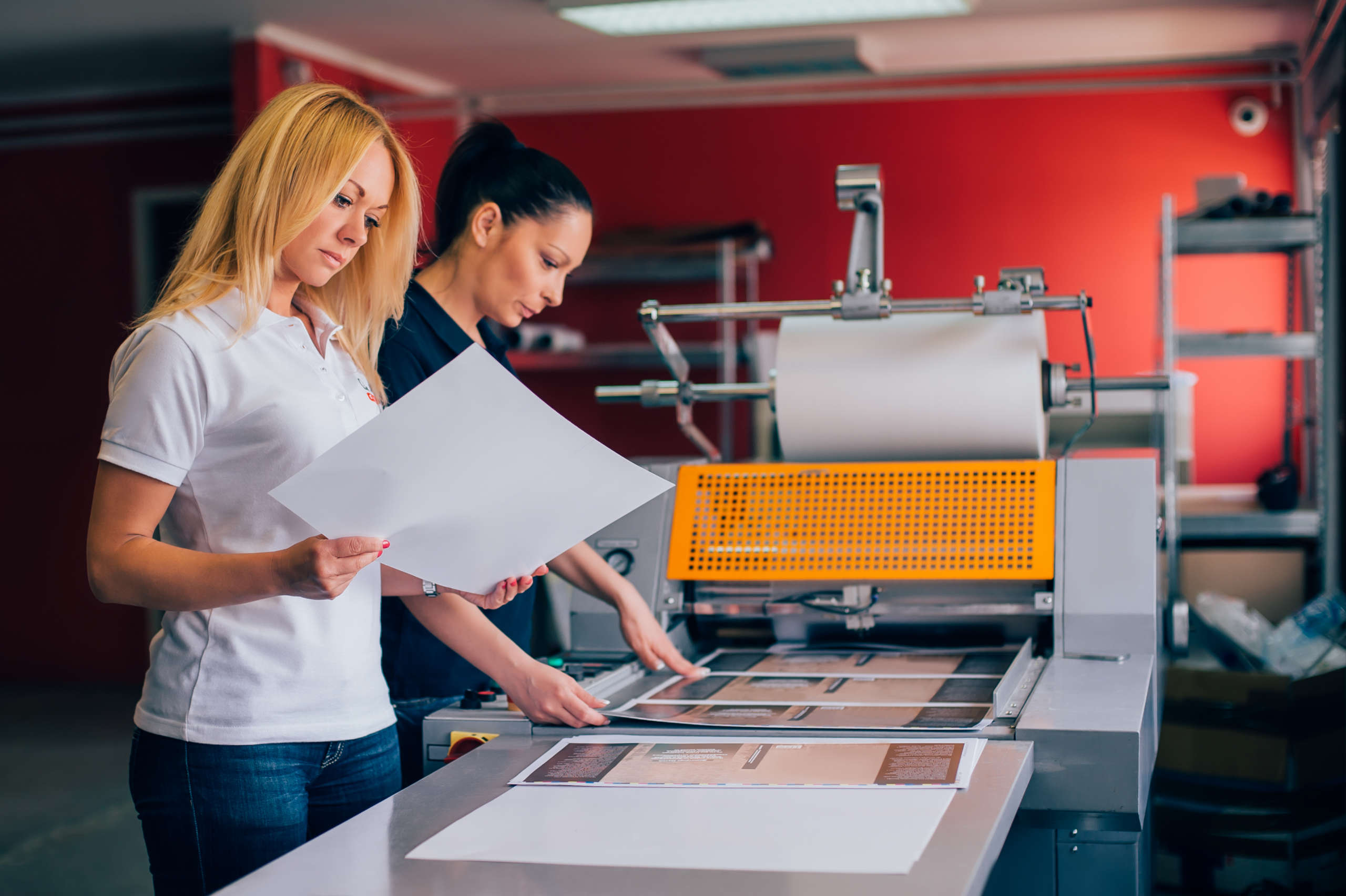 History of Package Printing